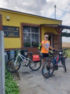 Sklep w miejscowości Bobrowiec